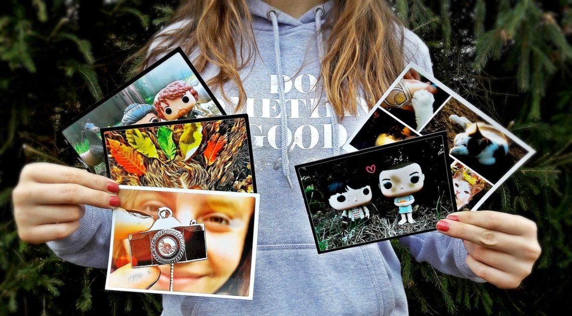 Glucksmomente Im Briefkasten Gestalte Coole Postkarten Mit